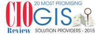 Top 20 GIS Solution Companies - 2015