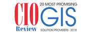 Top 20 GIS Solution Companies - 2018