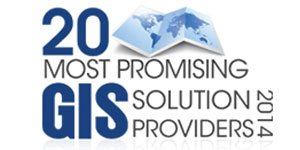 Top 20 GIS Solution Companies - 2014